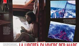 Luciano Làdavas L'ESILIO DEI SOGNI memorie mare navigazione