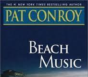 PAT CONROY BEACH MUSIC viaggio romantico in italia roma figlia letteratura sudista stile gotico e ornato del sud romanzo Bompiani 2003