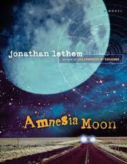 Jonathan Lethem AMNESIA MOON erede di grandi romanzieri come John Steinbeck e Conrad Richter Minimum Fax 2003