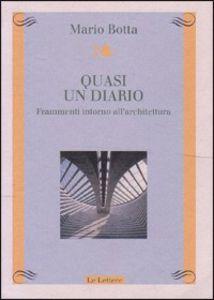 Discorso sull'architettura di Mario Botta