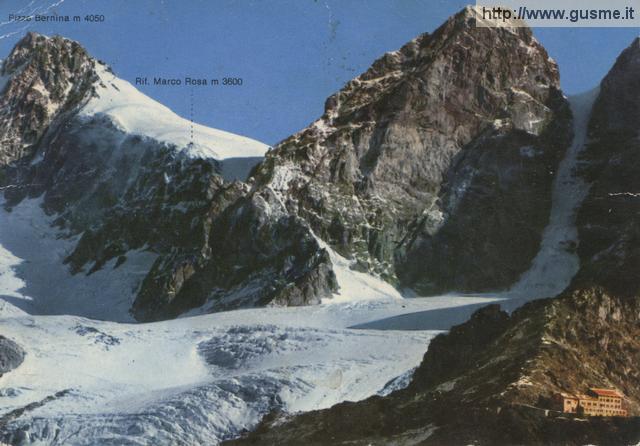 MOLTI ANNI DOPO sulle Dolomiti e poi il Bernina