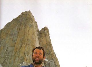 Renato Casarotto alpinismo solitario in Oltre i venti del Nord