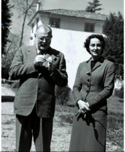 Hemingway e Adriana