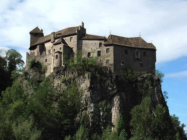 castelli del trentino alto adige