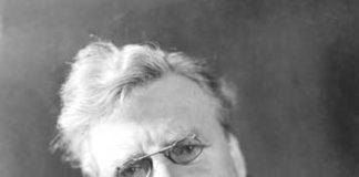 Gilbert Keith Chesterton i paradossi nelle indagini di Mr Pond