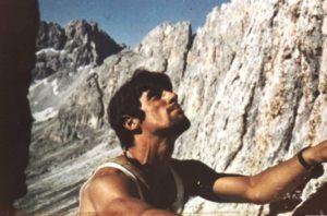 UN FILM SU ENZO COZZOLINO, promosso dalla Regione Autonoma Friuli Venezia Giulia - il ricordo di un grande alpinista, nelle memorie del compagno di cordata Flavio Ghio