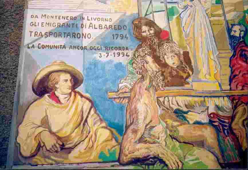 Luigi Valsecchi impegno civile pittura realismo sociale