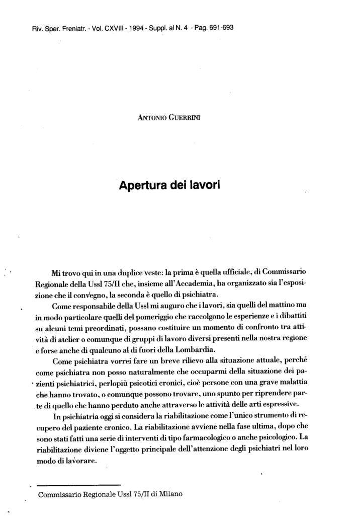 Antonio Guerrini