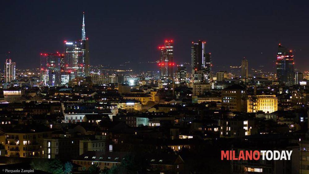 metropoli notte corso como