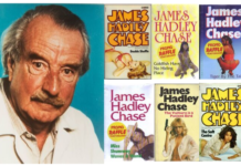 James Hadley Chase hard boiled