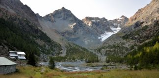 natura montagna lezione girini