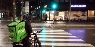 Rider una notte durante il covid e gli scontri in Piazzale Loreto