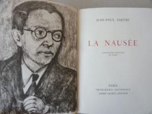 Jean-Paul Sartre - La Nausée