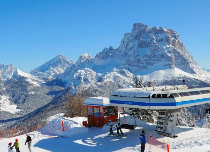 Dolomiti Superski sciare in sicurezza anti covid 2021