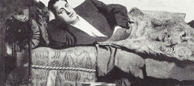Lucarini editore che resiste all'usura del tempo con titoli eterni come i racconti di Apollinaire e Bram Stocker per non dire di Bontempelli