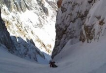 Lo sci sul Cristallo in Pista Staunies dove Ghedina perde la madre e diventa un campione
