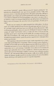 Vittoria Bianchini Paolo Pini Brera arte terapia nascita terapie espressive atelier pittura Closelieu Arno Stern Gillo Dorfles
